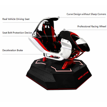 Profitable adults Cart car racing product+high quality vr car racing simulator