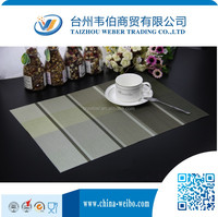Custom Placemats / Plastic Dining Table Mat And Table Mat