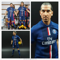 Soccer Football stars player action figures 12-inch custom athlete action figurine