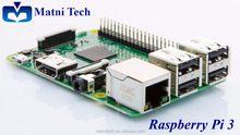Raspberry Pi 3 Model B 1GB (with Built-in WiFi and Bluetooth) The new virsion