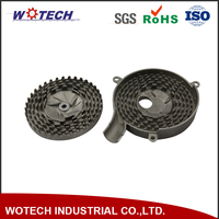 OEM investment casting coffee grinder parts