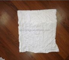 Recycled White T- Shirt cleaning cloth