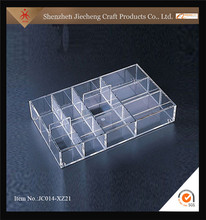 Wholesale high quality custom supermarket acrylic display stand