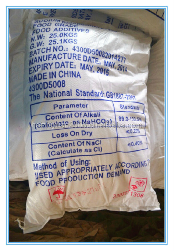 Sodium bicarbonate fcl