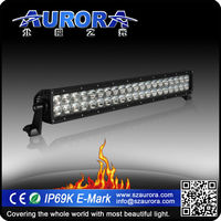 top brand AURORA 20inch LED light, jeep parts china