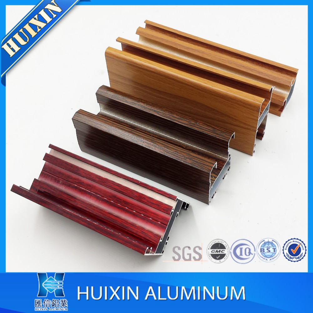 hot selling Industrial Aluminum Profile for Sliding Windows and Doors for Libya market