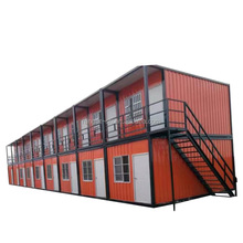 20 ft Cheap Flat Pack Prefab Container Hotel container house