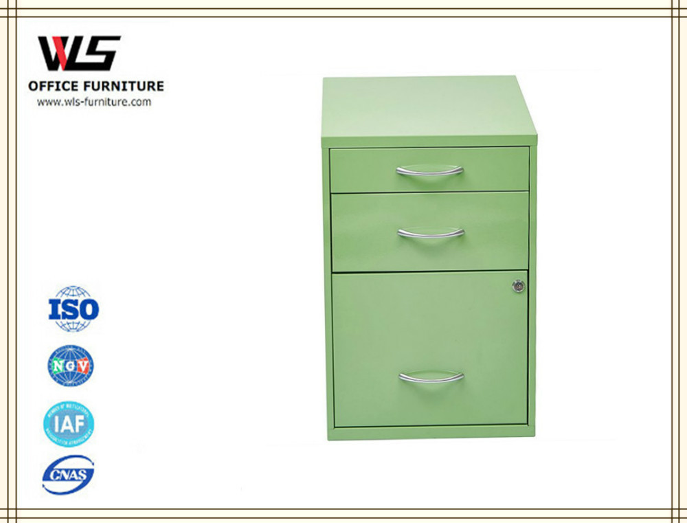 Small Office Cabinet Under Desk Cabinet Metal Cupboard Robust