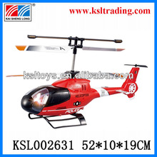 wireless rc 3.5-channel metal series helicopter with certificate