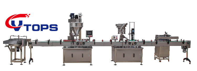 2019 Semi Auto Automatic Dry Powder Filling Machine with Screw Feeder / Vtops Manual Small Micro Doser Auger Filler Price