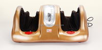Foot massage/Acupuncture electric stimulation vibrating blood circulation foot massager