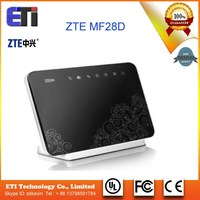 New Unlocked HSPA+ 42Mbps ZTE MF28D Mobile WiFi Hotspot,Mini 4G 4G WiFi Router