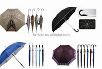 2015 Hot sell windproof manual open Mini Umbrella