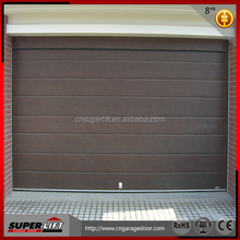 Side Hinged Garage Doors,/Side Opening Garage Door