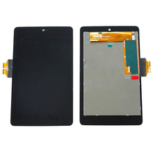 Factory Wholesale for google nexus 7 version 2nd lcd with digitizer,100% Guarantee Accept Paypal!!