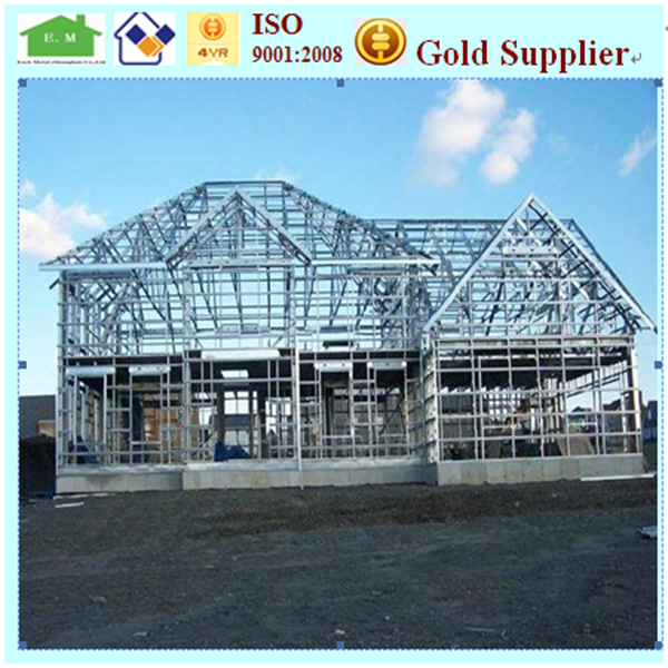 Free Steel Frame House Plans