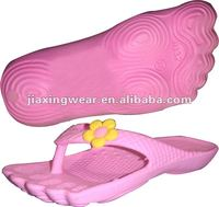 2014 Hot selling ECO material high quality child nude beach slippers FACTORY DIRECT SALE
