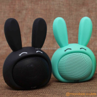 M815 Rabbit Portable Bluetooth Cara Membuat Speaker Aktif Mini Speaker