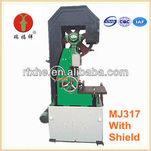 MJ317 portable wood saws vertical second hand machine