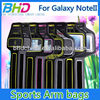 mobile phone arm bag for Samsung Galaxy Note II