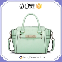 patent the newest leather handbag