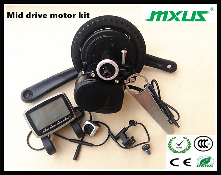 250W 350W 750w 1000w 8fun mid drive motor ebike kit with CE