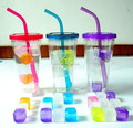 Low price plastic ice cubes factory from China