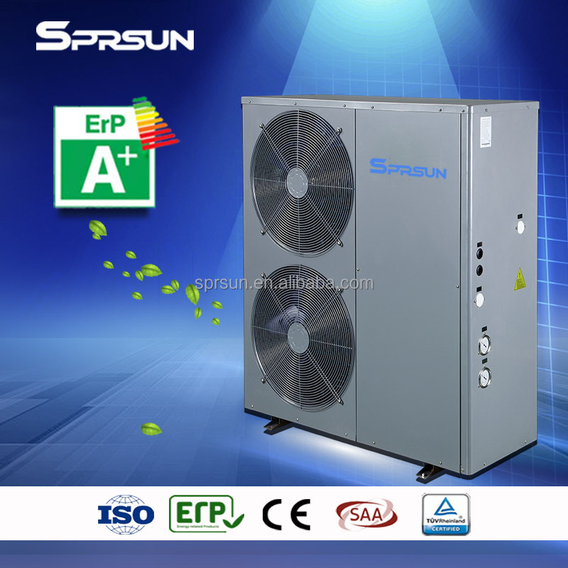 ERP A+ high efficiency water heater heat pump air water system