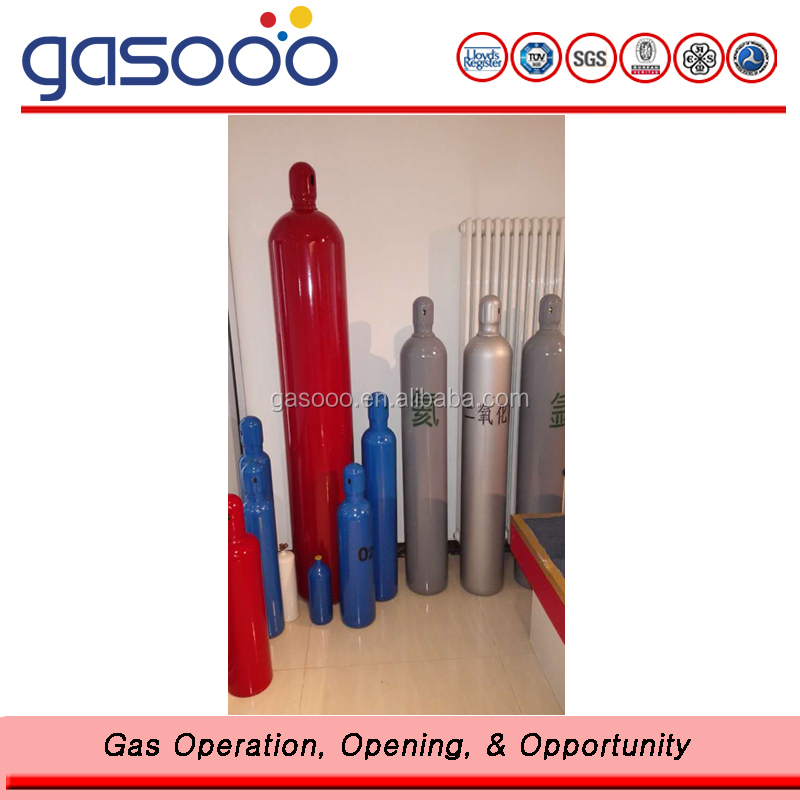 GB5099 40L Argon Gas Cylinder For Sale