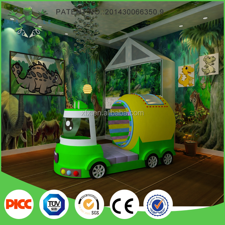 Popular inflatable soft indoor playground on sale
