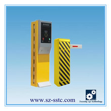 Intelligent RFID card full automated parking system with ticket dispenser machine
