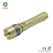 1 LED AL Fast Blinking Torch Night Emergency most powerful flashlight app Outdoor military flashlight