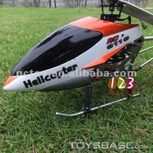 2.4G 4ch single-rotor 9116 rc wireless explorer helicopter