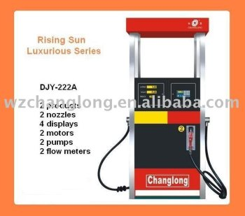 RisingSun Luxurious Fuel dispenser ( double nozzles)
