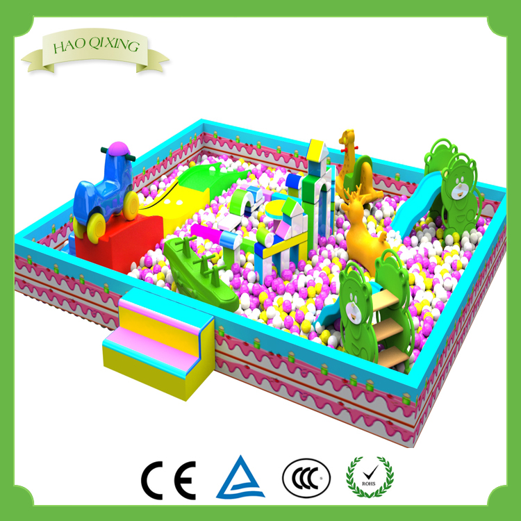 Commercial playground / indoor public places children play games for recreational facilities for sale