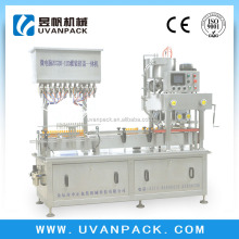 Automatic Bleach Liquid Bottle Filling&Capping Machine ZCG20-12D