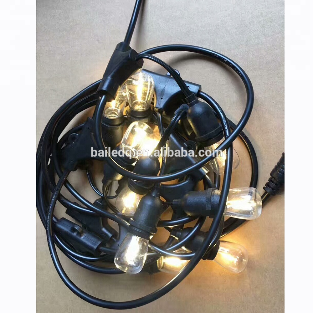 Ip65 outdoor decoration led string light