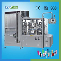KENO-SF400 Automatic whipped cream filling machine