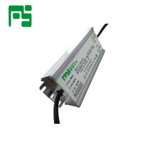 Waterproof ip67 electronic dimmable led driver 60w 1000ma for street light