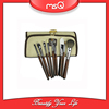 MSQ 9pcs Cheap Makeup Brush Belt Cosmetic Brush