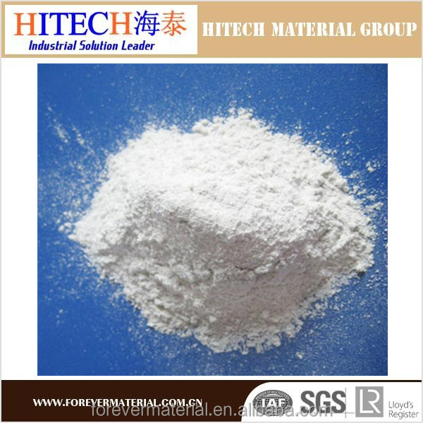 High calcined alumina cement for refractory concrete
