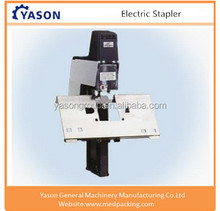 Single Head electric stapler,electric saddle stapler,electric stapler machine