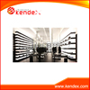 led backlit for display shelves store design