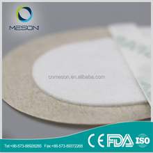 Free Sample soft sterile adhesive wound dressing medical eye patch