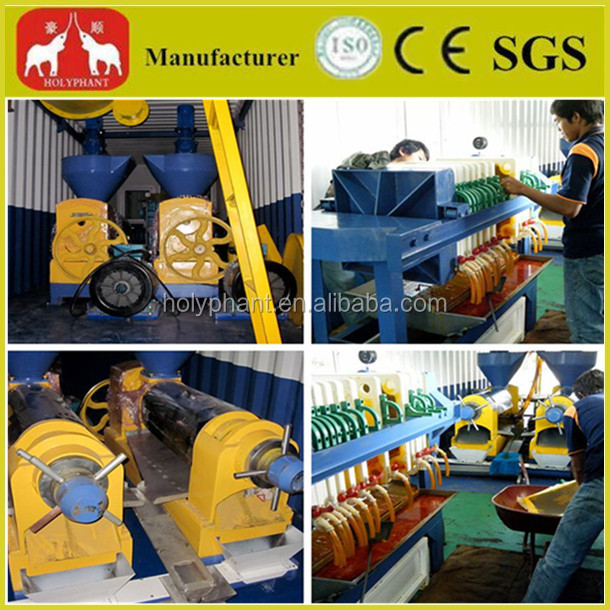 40 years experience factory price machine to make peanut oil