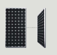 High efficiency lowest price solar panels 100w for Home Application