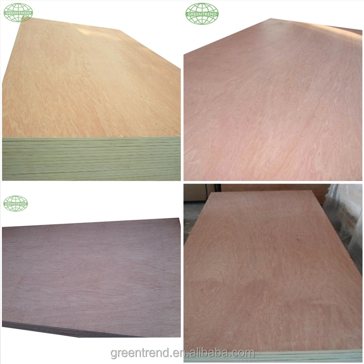 China hot sale 3/4 price Philippines bintangor commercial plywood