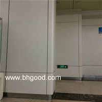 Postforming compact laminate wall cladding hpl board