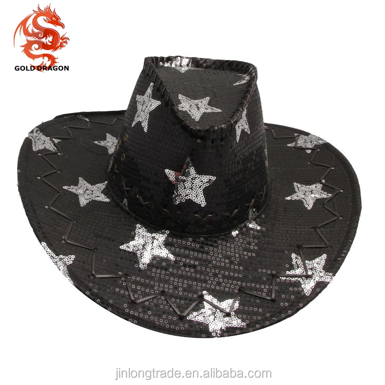 Wholesale Cowboy Hat Men and Women Outdoor Caps Made In Yiwu