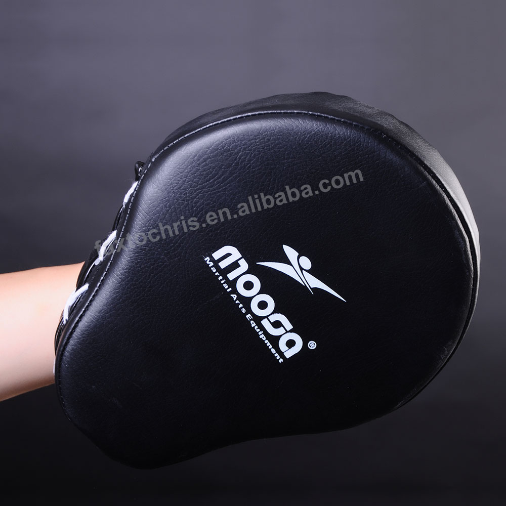 Top quality PU leather boxing focus mitts hand pad